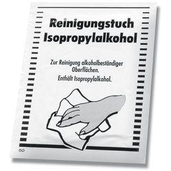 Green Clean ściereczka do czyszczenia nasączona alkoholem izopropylowym