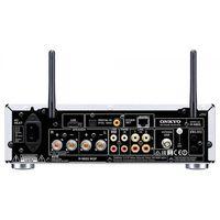 Amplitunery, Amplituner ONKYO R-N855 Srebrny DARMOWY TRANSPORT