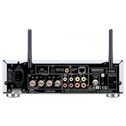 Amplituner ONKYO R-N855 Srebrny DARMOWY TRANSPORT