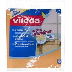 Ścierka okienna VILEDA 141327 plus 30% mikrofibry ( żółty)- Zamów do 16:00, wysyłka kurierem tego samego dnia!