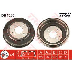 BĘBEN HAM TRW DB4020 HONDA CIVIC IV 1.5 92, 1.5I 16V 91-95, 1.6EX 93-95