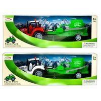 Traktory dla dzieci, Traktor z przyczepą