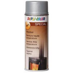 Spray Dupli Color Hitzefest srebrny 800°C 400 ml