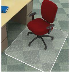 Mata pod krzesło Q-CONNECT, na dywany, 152,4x116,8cm, prostokątna