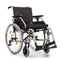 Wózki inwalidzkie, Wózek inwalidzki wykonany ze stopów lekkich - SILVER