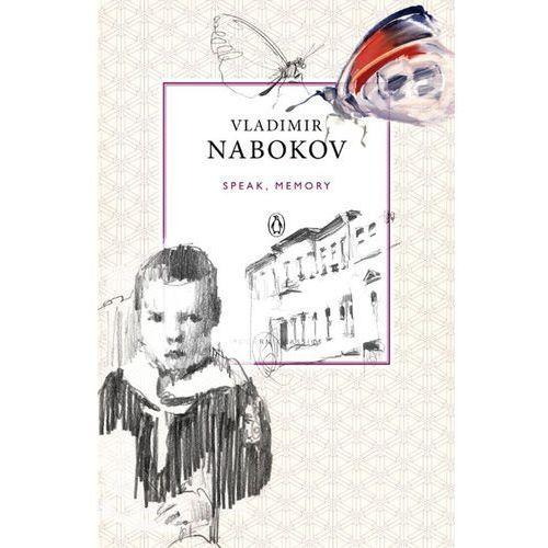 Książki do nauki języka, Speak Memory Autobiography Revisited (opr. miękka)