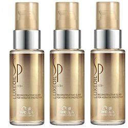 Wella SP Luxe Oil | Zestaw: elixir pielęgnujący do włosów 3x30ml