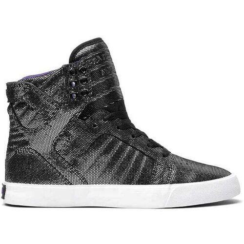 Damskie obuwie sportowe, buty SUPRA - High Skytop Black/White-White (BKW) rozmiar: 36