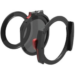 Uchwyt (holder) Haida M10 + pierścień (adapter) 77mm + filtr polaryzacyjny