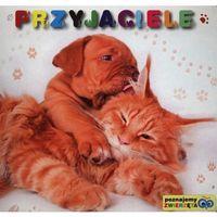 Książki dla dzieci, Poznajemy zwierzęta. Przyjaciele (opr. kartonowa)