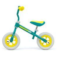 Rowerki biegowe, Milly Mally Rowerek Biegowy Dragon Air Mint