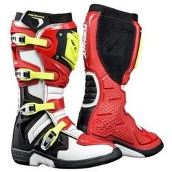 KENNY BUTY OFF-ROAD PERFORMANCE RED