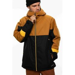 kurtka 686 - Mens Static Insulated Jacket Golden Brown Clrblk (GLDB) rozmiar: L