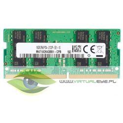 HP Inc. Pamięć 8GB DDR4-2666 SODIMM 3TK88AA
