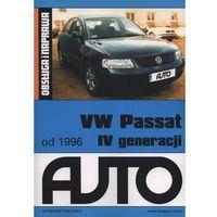 Hobby i poradniki, VW Passat IV generacji od 1996 Obsługa i naprawa (opr. miękka)