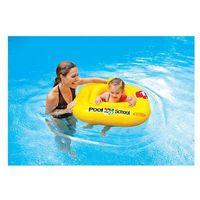 Pozostałe zabawki, Intex Deluxe Baby Float Pool School Step 1 79X79 Cm.