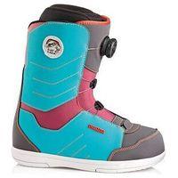 Buty do snowboardu, buty snowboardowe DEELUXE - Ray Lara BOA CF capri (9312) rozmiar: 42.5