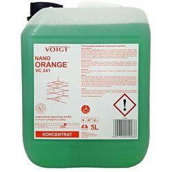 VOIGT NANO ORANGE VC 241 (5 litrów, 1:200) - nowoczesny zapachowy środek w koncentracie do mycia i pielęgnacji podłóg