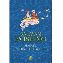 Salman Rushdie. Harun i morze opowieści. (opr. twarda)