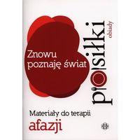 Książki medyczne, Znowu poznaję świat Posiłki - Obiady - Hinz Magdalena (opr. miękka)