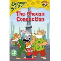 Książki do nauki języka, The cheese connection. reader starter level + cd (opr. broszurowa)