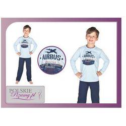 Piżama dziecięca PORTOS: błękit