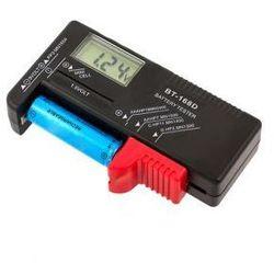 Cyfrowy Tester/Miernik Baterii AA, AAA, 9V i Akumulatorków.