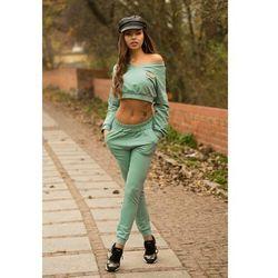 Siment Mint 1109 bluza i spodnie
