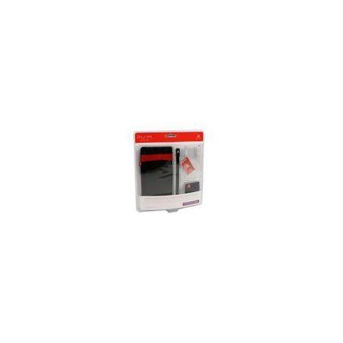 Akcesoria do PSP, 4gamers SPC9701R zestaw czyszcząco - ochronny - produkt w magazynie - szybka wysyłka!