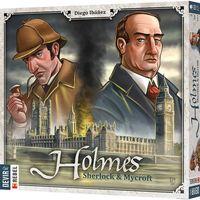 Gry dla dzieci, Holmes Sherlock & Mycroft