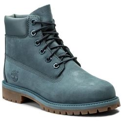 Trapery TIMBERLAND - 6 In Premium Wp Boot A1O8D Orion Blue