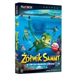 Żółwik Sammy (DVD) - Domonic Paris OD 24,99zł DARMOWA DOSTAWA KIOSK RUCHU