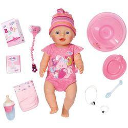 BABY born Lalka interaktywna dziewczynka 822005