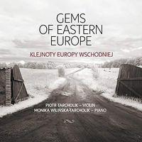 Pozostała muzyka poważna, Klejnoty Europy Wschodniej (CD) - Piotr Tarcholik