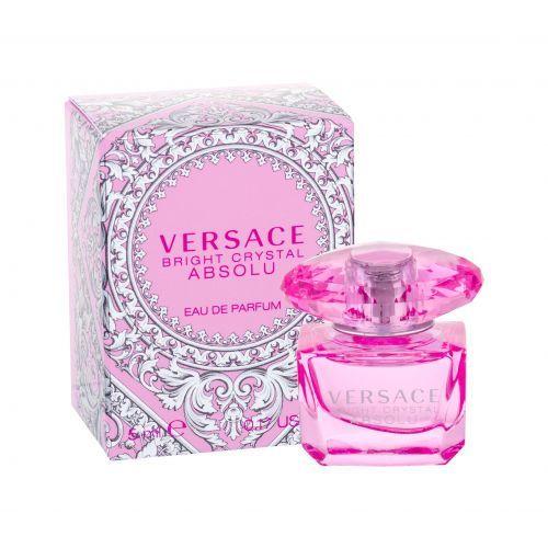 Wody perfumowane damskie, Versace Bright Crystal Absolu woda perfumowana dla kobiet 5 ml próbka + do każdego zamówienia upominek.