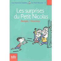 Literatura młodzieżowa, Petit Nicolas Les surprises du Petit Nicolas (opr. miękka)