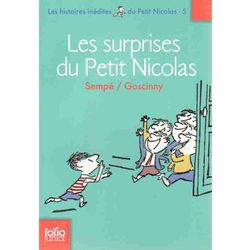 Petit Nicolas Les surprises du Petit Nicolas (opr. miękka)