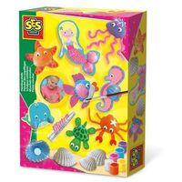 Kreatywne dla dzieci, Koralikowe prasowanki - Malowanie muszelek