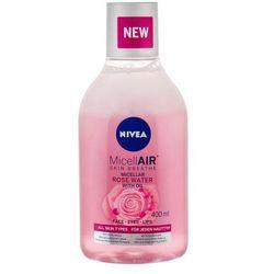Nivea Dwufazowa woda micelarna z różową wodą (Micellar ) RoseWater (Micellar ) 400 ml