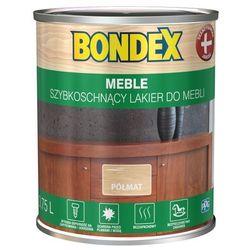Lakier do mebli Bondex półmat 0 75 l