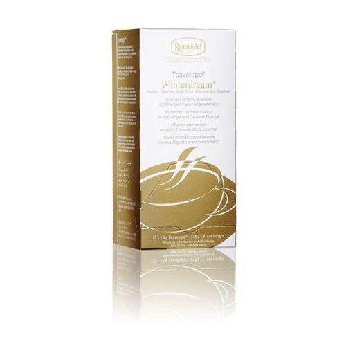 Herbaty ziołowe, Herbata rooibos Ronnefeldt WINTERDREAM w saszetkach