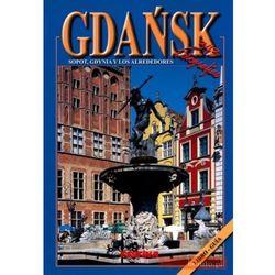 Gdańsk, Sopot, Gdynia - wersja hiszpańska - Praca zbiorowa (opr. broszurowa)