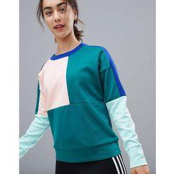 adidas Training Colourblock Sweatshirt - Multi