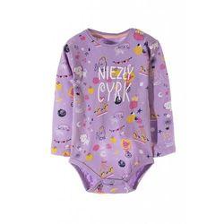 Body niemowlęce z długim rękawem 5T3535 Oferta ważna tylko do 2019-10-08