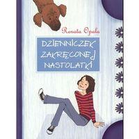 Literatura młodzieżowa, Dzienniczek zakręconej nastolatki (opr. miękka)
