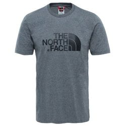 The North Face EASY TEE Tshirt z nadrukiem grey heather