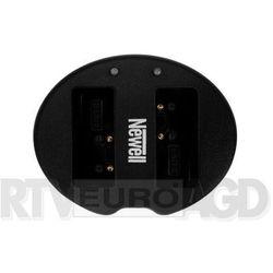 Newell Ładowarka dwukanałowa SDC-USB do akumulatorów D-LI109