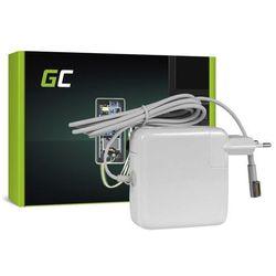 Zasilacz do laptopa Green Cell do Apple 16.5V 3.65A zamiennik (AD03) Darmowy odbiór w 21 miastach!