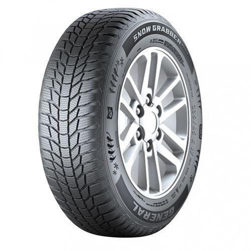 Opony 4x4, Opona General Tire SNOW GRABBER PLUS 235/60R18 107H XL 2017