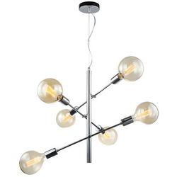Madalyn lampa wisząca 6-punktowa chrom MDM3582/6 CH